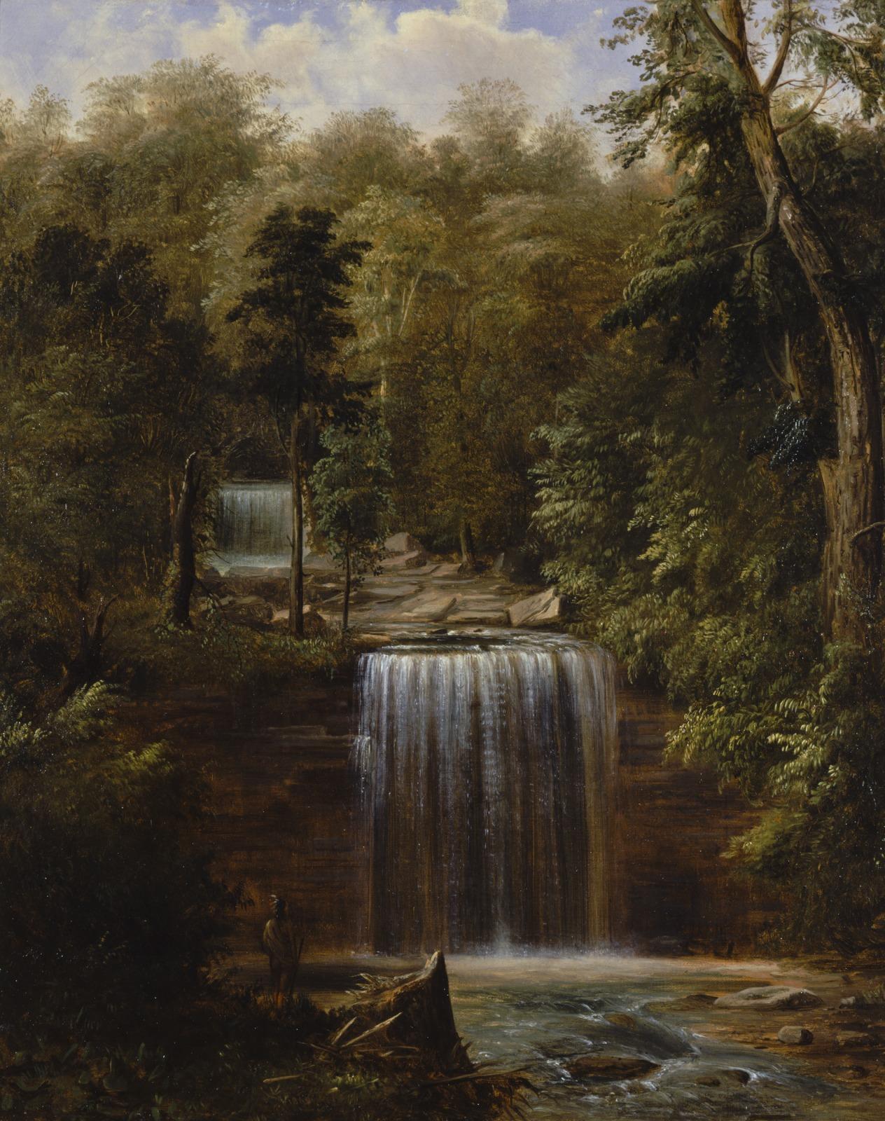 Minneopa Falls, Minnesota