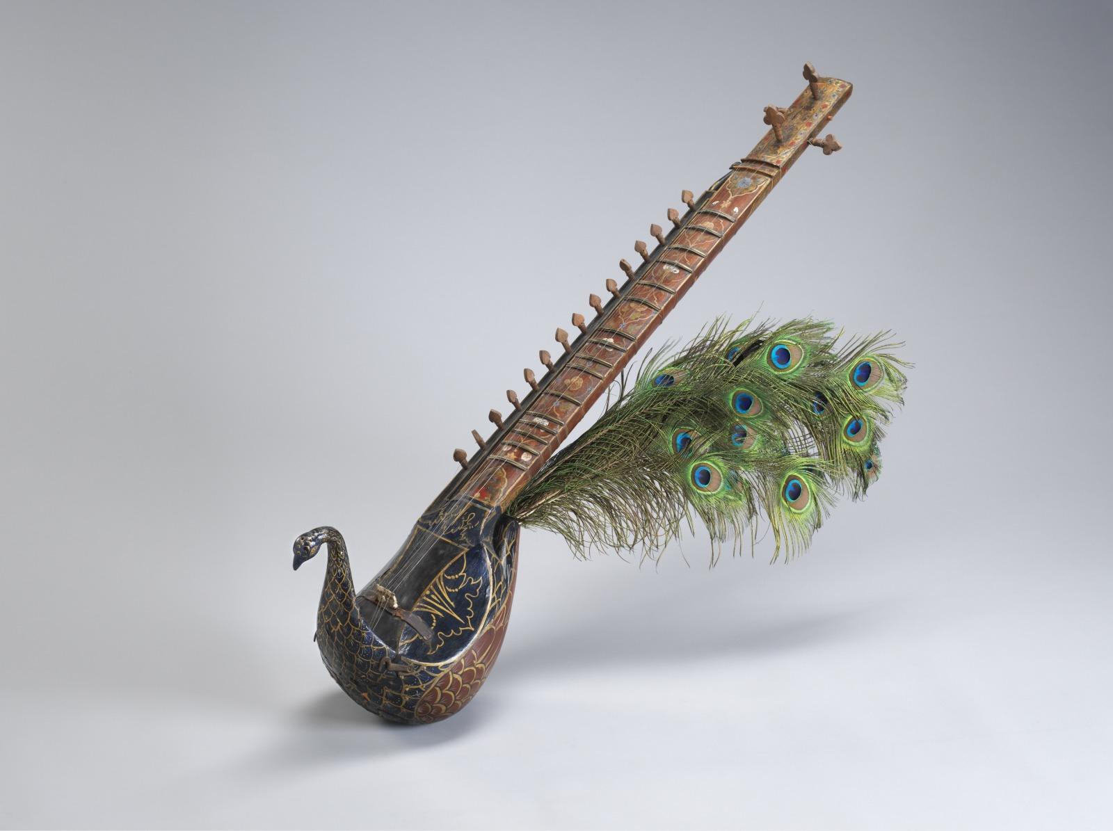 Mayuri (Peacock) and Bow