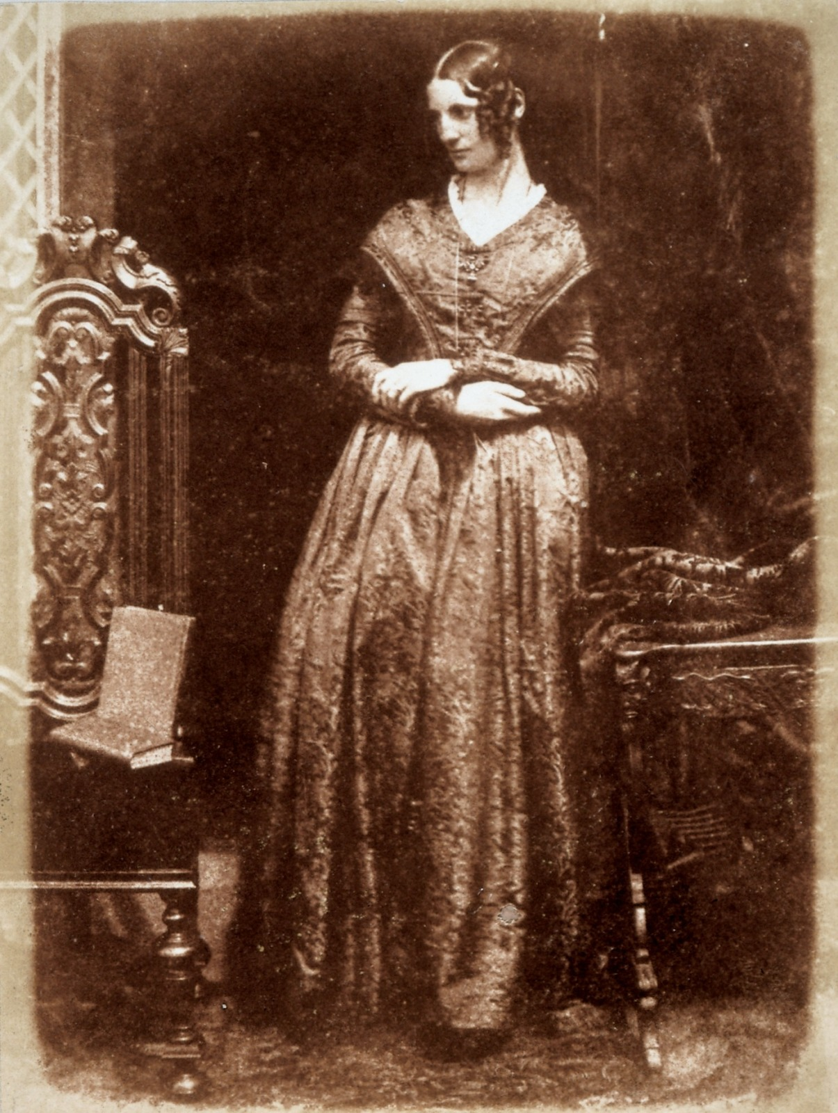 Mrs. Bell of Madras