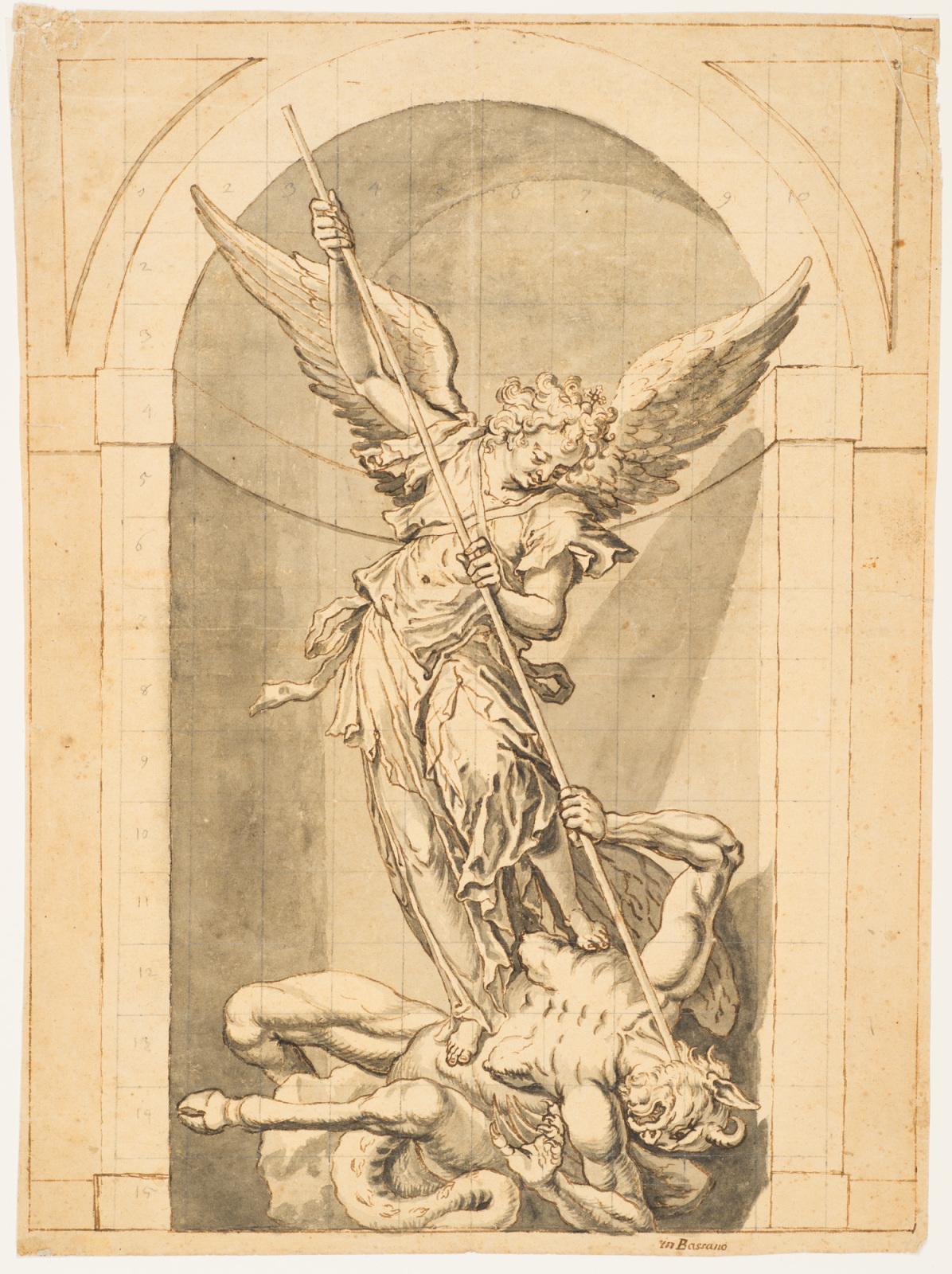 St. Michael, in Bassano