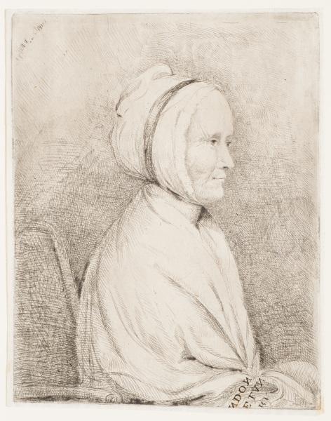 Mrs. Wing of Fordingbridge