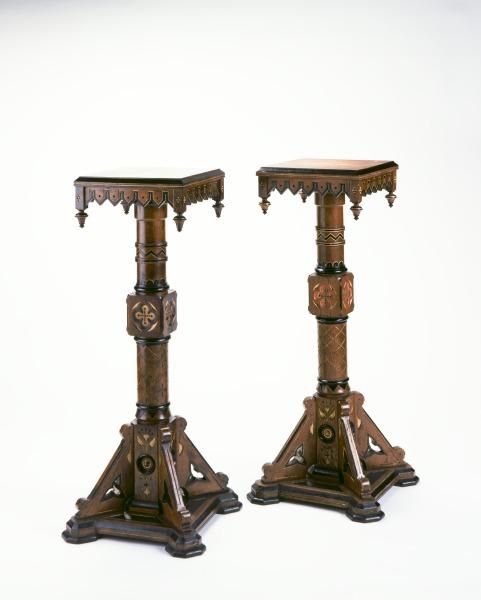 Pair of Pedestals