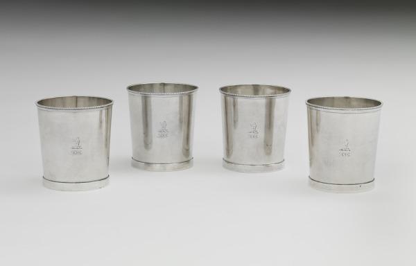 Set of Beakers
