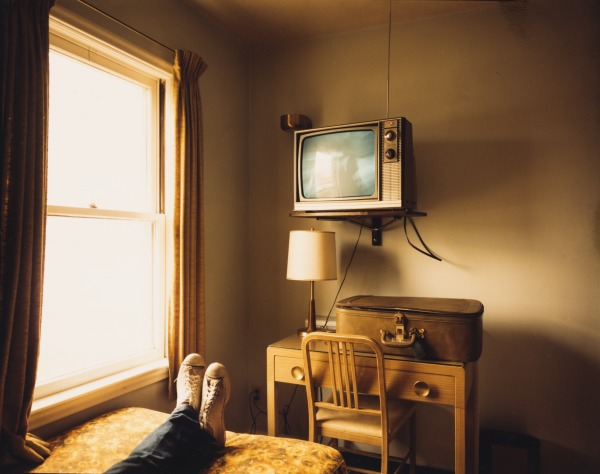 Room 125, West Bank Motel, Idaho Falls, ID, July 18, 1973