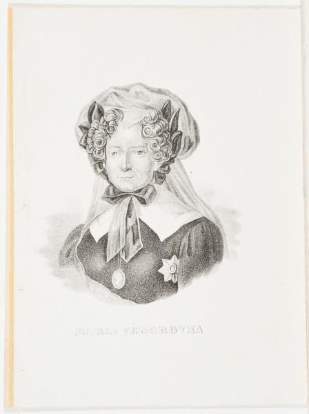 Maria Fedorovna