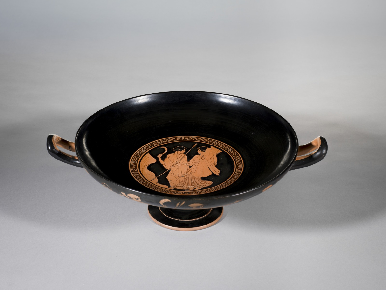 Kylix with the Death of Orpheus
