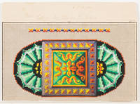 Berlin Woolwork Embroidery Pattern
