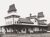 (Victorian Train Station)