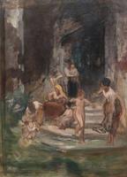 Venetian Bathers