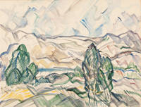 Abstract Landscape, 1938