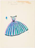 """Cocodette's Dress for the Ballet """"Gaité Parisienne"""""""