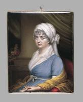 Portrait of a Woman (Mrs. Turner or Mrs. Walpole?)