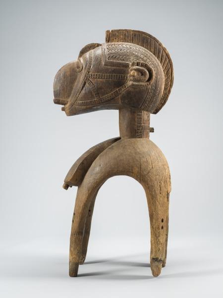 Fertility Dance Headdress (Nimba/D'mba/Yamban)