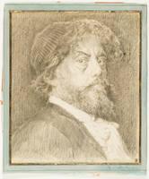 The Captain: Self-Portrait
