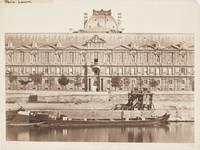 Old Louvre, Quai