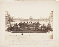 Place du Carrousel [Tuilleries from Pavillon de L'horloge, Louvre, Paris]