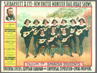 S.H. Barrett & Co: Troupe of Spanish Students