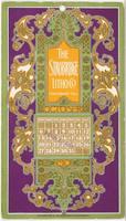 Calendar Card / October 1901