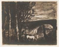 The Bridge (Night Impressions) [Le Pont ([Effet de nuit)]