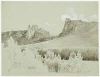 Rocky Landscape - Regenstein